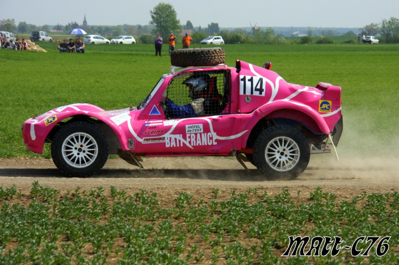 buggy - photos buggy Rose n° 114 COET/DUCOS Rally319