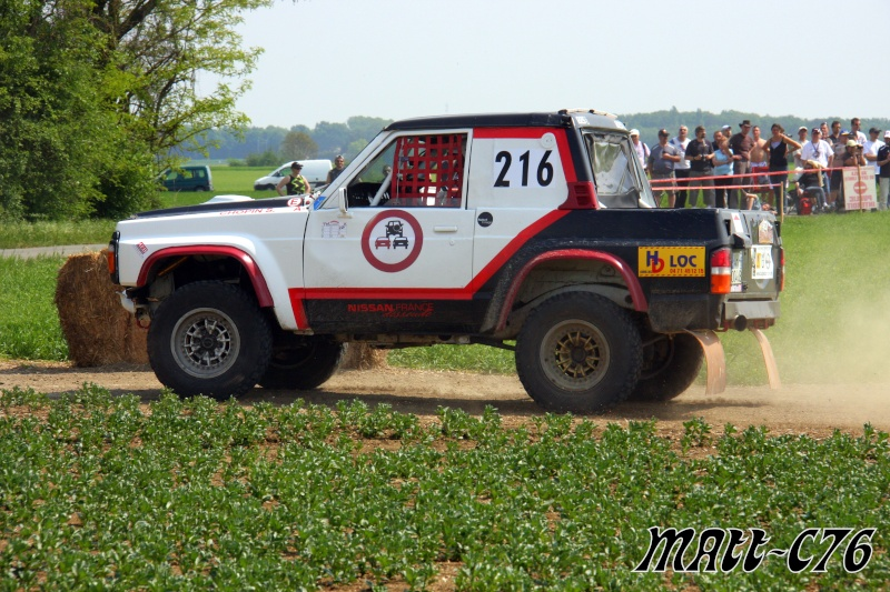 Recherche photos & vidéos du Patrol n°216 Team Chopine 02 Rally322
