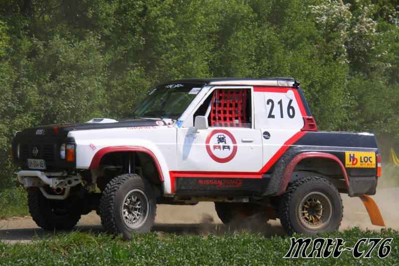 Recherche photos & vidéos du Patrol n°216 Team Chopine 02 Rally323