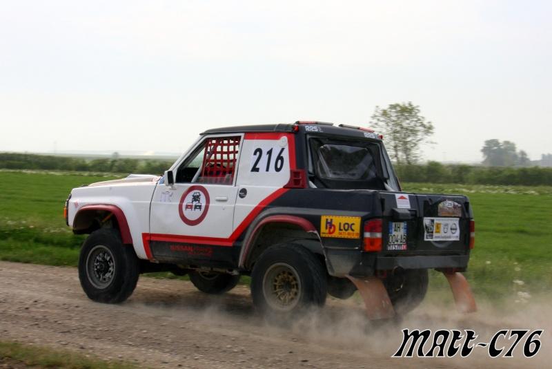 Recherche photos & vidéos du Patrol n°216 Team Chopine 02 Rally324