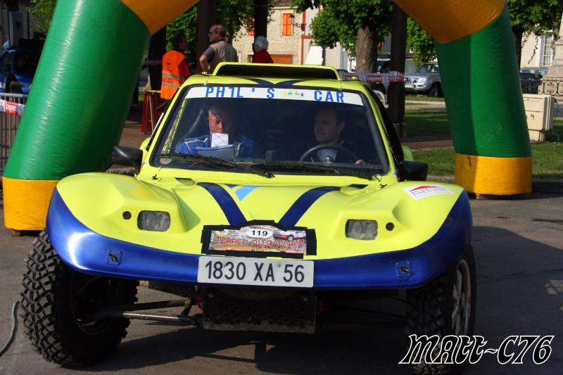 Recherche photos et vidéos du phil's car jaune n° 119 Rally325