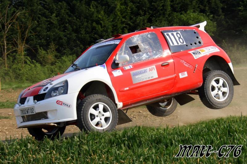 demande Clio 118 Rally326