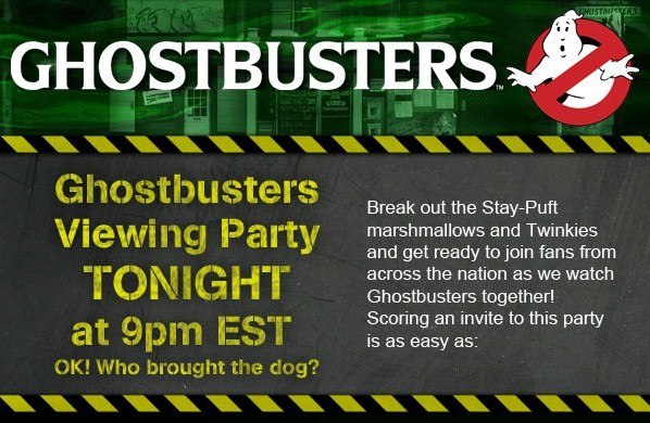 Attend the Ghostbusters Viewing Party Friday, May 13th! Bg-top11