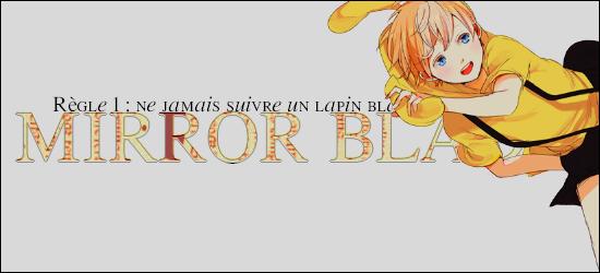 mirror blade * } Baaaa11