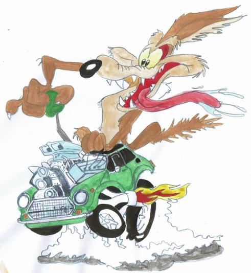 Coyote Mini Run: Le retour 47573711
