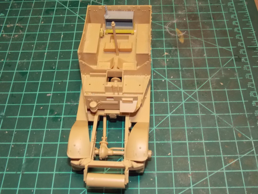 """White Scout Car """"ONDINE""""  2me DB (HOBBY BOSS 1/35) Dscn7115"""