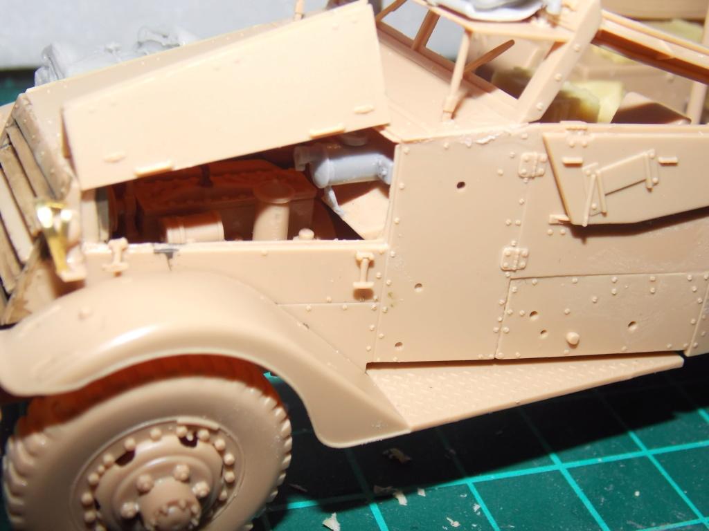 """White Scout Car """"ONDINE""""  2me DB (HOBBY BOSS 1/35) Dscn7122"""