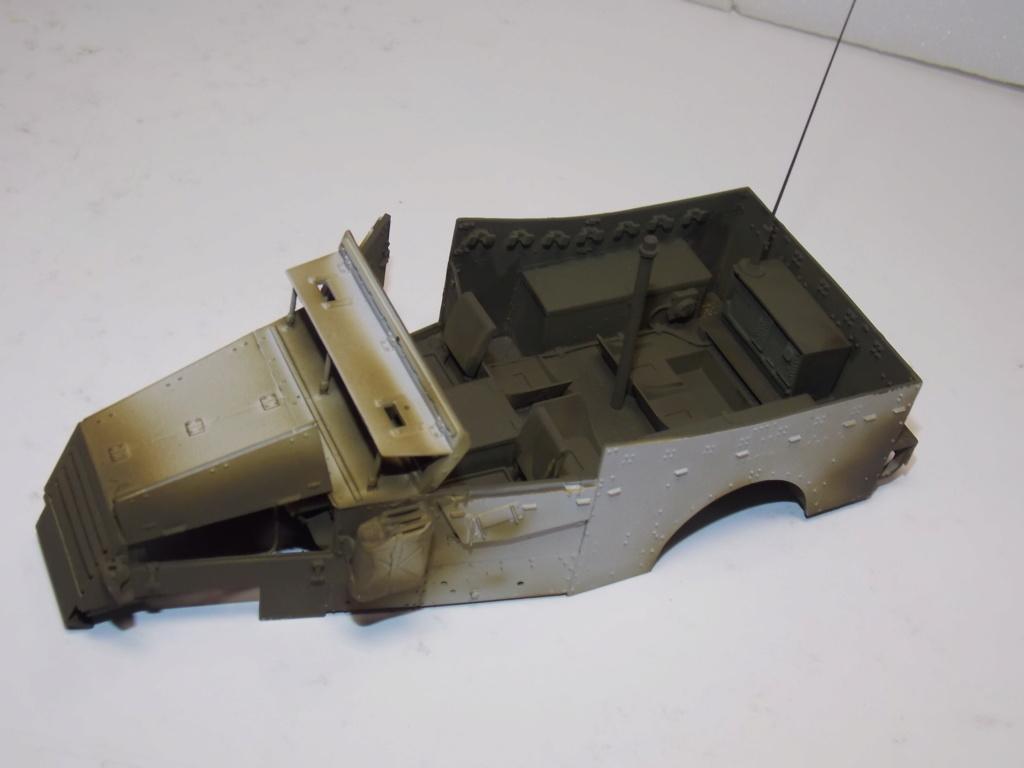 """White Scout Car """"ONDINE""""  2me DB (HOBBY BOSS 1/35) Dscn7133"""