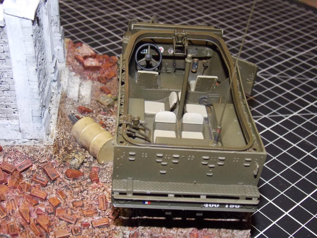 """White Scout Car """"ONDINE""""  2me DB (HOBBY BOSS 1/35) Dscn7215"""