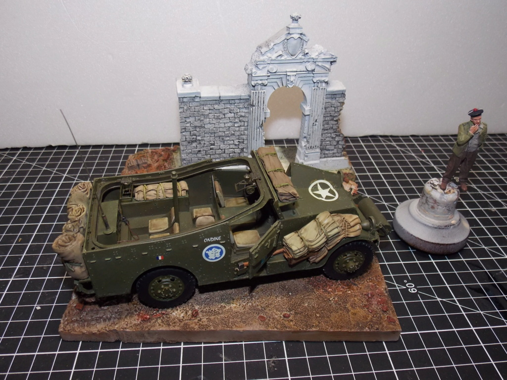 """White Scout Car """"ONDINE""""  2me DB (HOBBY BOSS 1/35) - Page 2 Dscn7222"""