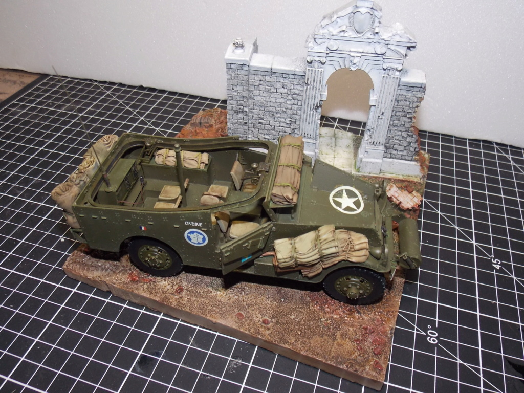 """White Scout Car """"ONDINE""""  2me DB (HOBBY BOSS 1/35) - Page 2 Dscn7223"""
