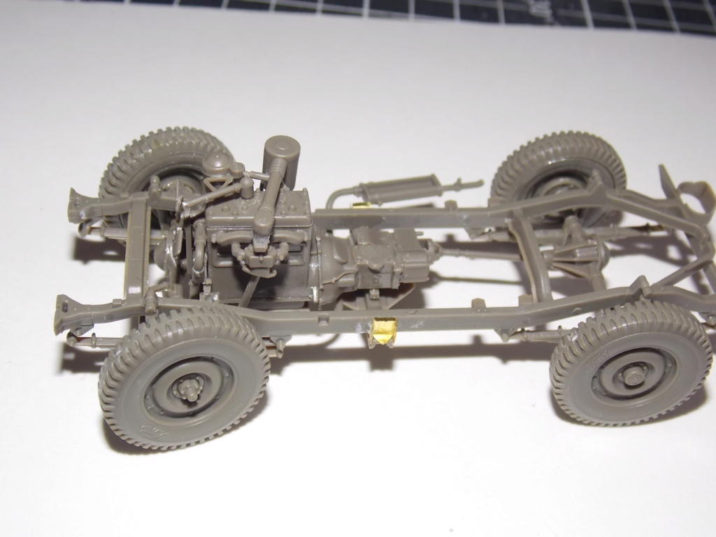 jeep indochine - Jeep BRONCO et decor MINIART 1/35  TERMINE Dscn7410