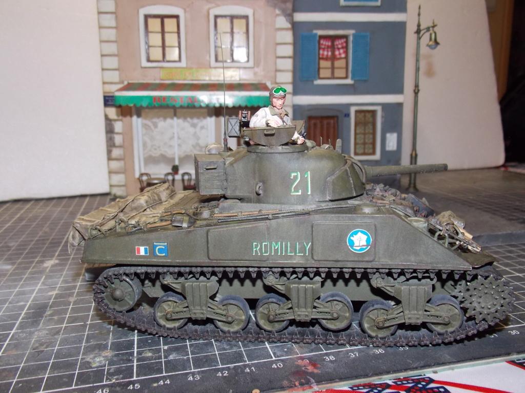 M4A2 ROMILLY 2me DB Asuka decor miniart 1/35 - Page 3 Dscn7727