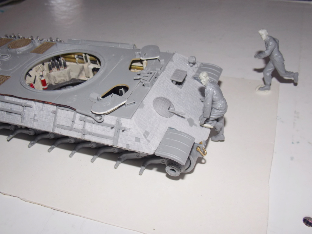 """12  SS """"BABY DIVISION"""" Panther takom sdkfz 223hobby boss  1/35 - Page 8 Dscn8023"""