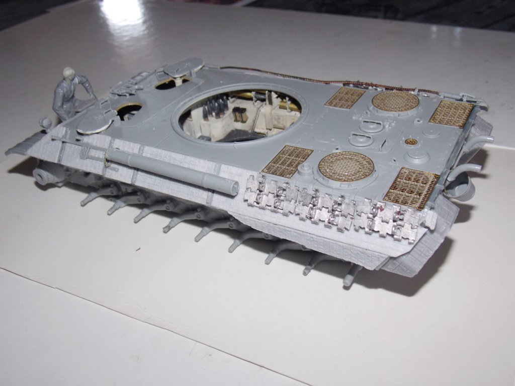 """12  SS """"BABY DIVISION"""" Panther takom sdkfz 223hobby boss  1/35 - Page 8 Dscn8027"""