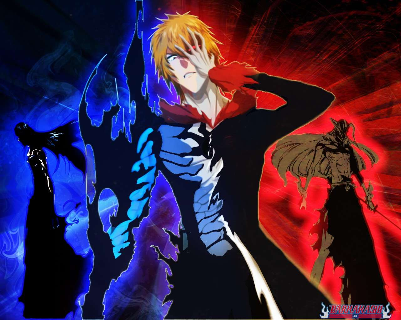 Darkakashi ' art Ichigo10