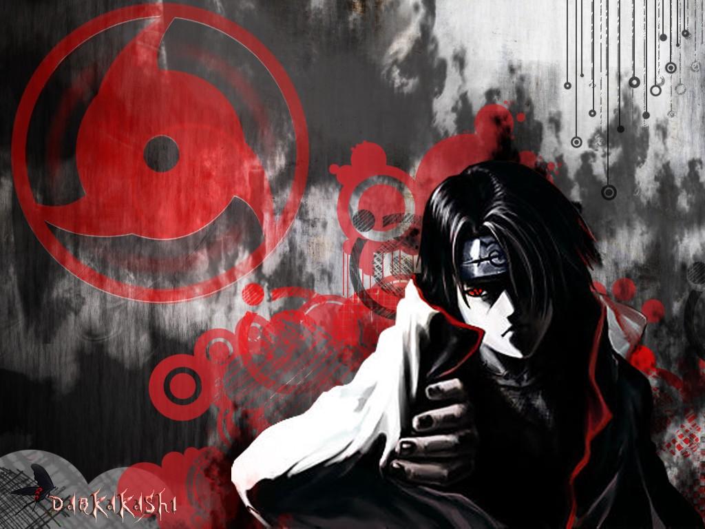 Darkakashi ' art Itachi10