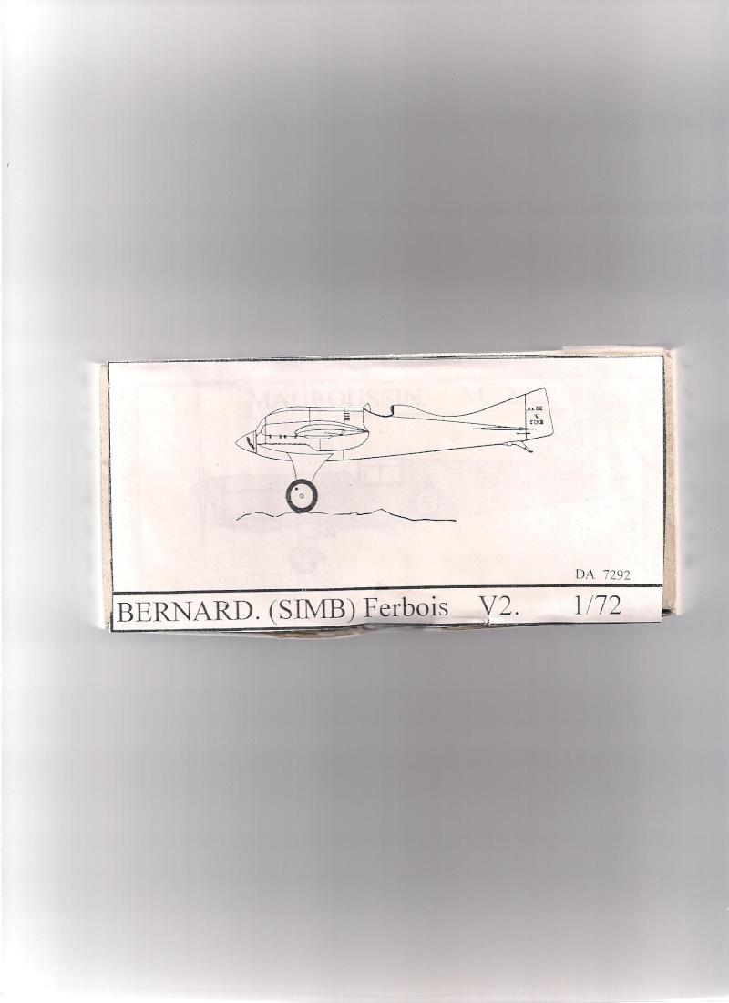 BERNARD (SIMB) FERBOIS V2 de Jean Pierre DUJIN Bernar11