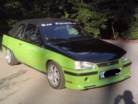 Kaiser´s / DasSyndikat :-) ex cabrio 25 cm länger Cabrio13