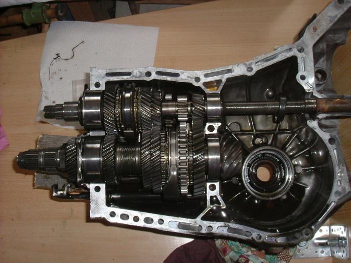Boîte à vitesses Dscf7210