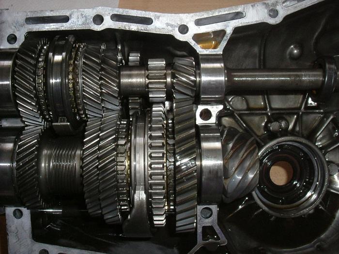 Boîte à vitesses Dscf7211