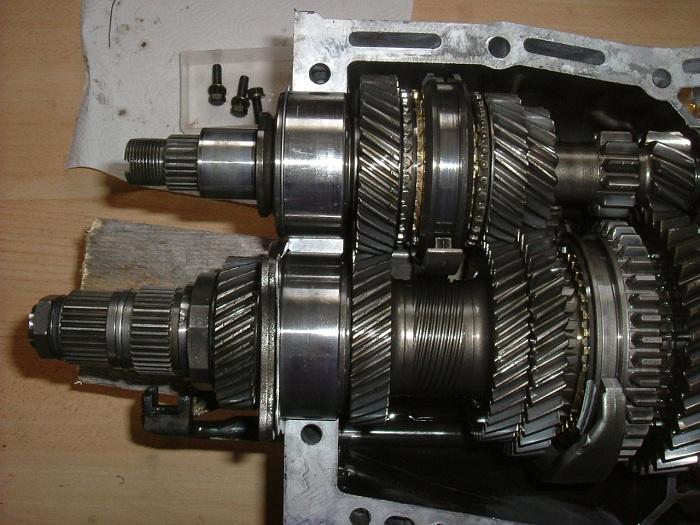 Boîte à vitesses Dscf7212