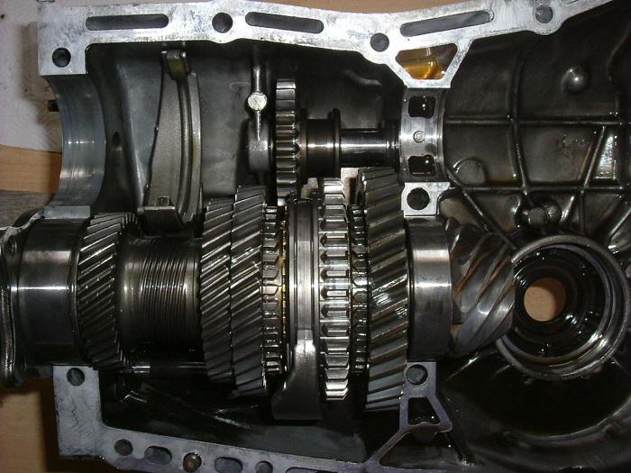 Boîte à vitesses Dscf7214