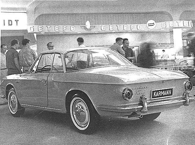 Karmann Ghia Coupé Type 34 Karman13