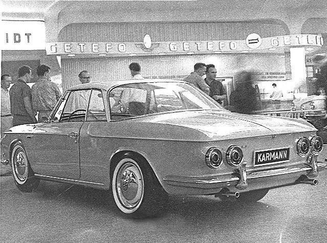 Karmann Ghia Coupé Type 34 Karman14