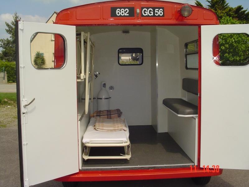 """Présentation & Restauration : HZ ambulance pompie rcarrosserie """"Drouville et Carrier"""" - Page 3 6fb14910"""