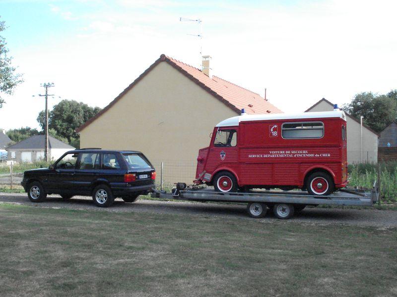 """Présentation & Restauration : HZ ambulance pompie rcarrosserie """"Drouville et Carrier"""" - Page 3 Dsc05216"""