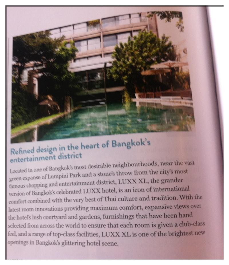 LUXX hotels Bangkok Photo32