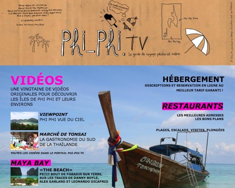 Des infos sur Koh Phi Phi  Screen12
