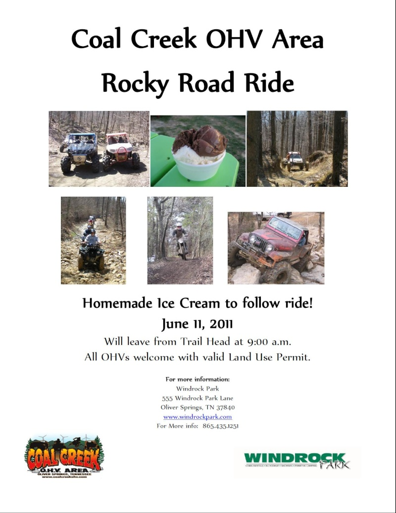 Coal Creek OHV Area Rocky Road Ride - June 11 - 9am ET Rockyr10
