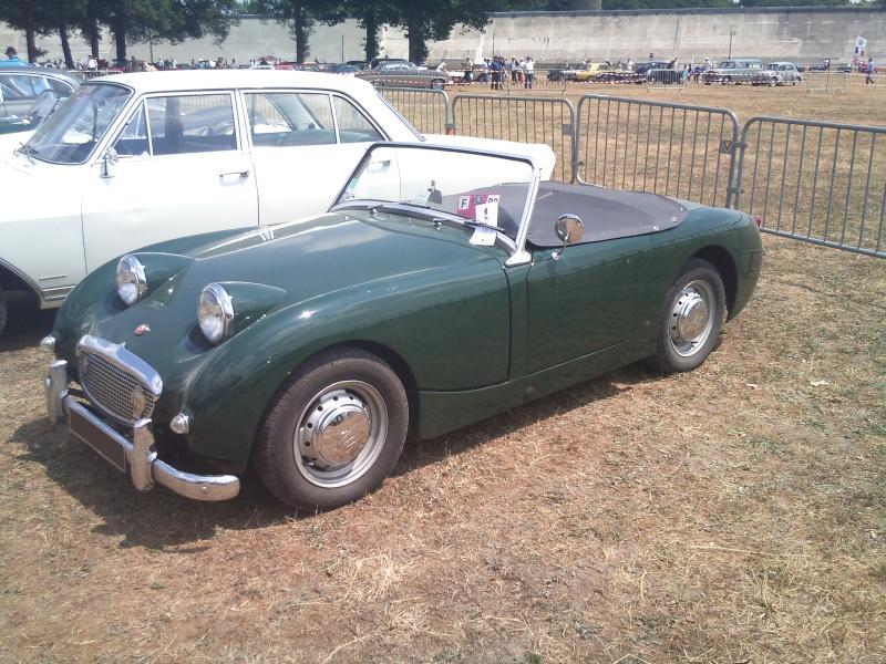 Autodrome Héritage Festival 2011 à Monthléry (91) 11110