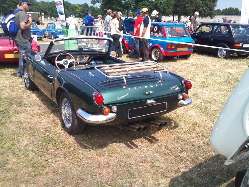 Autodrome Héritage Festival 2011 à Monthléry (91) 11410