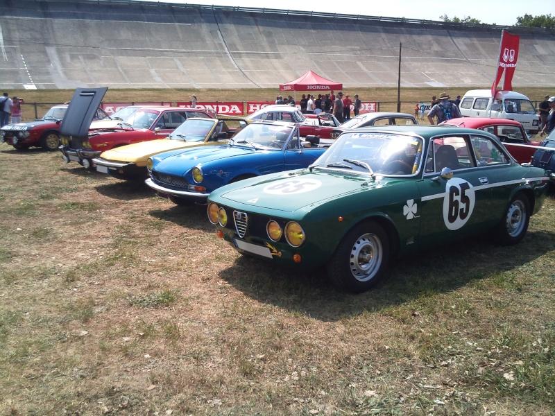 Autodrome Héritage Festival 2011 à Monthléry (91) 12810