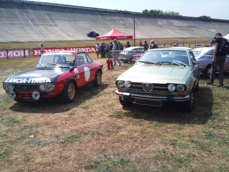 Autodrome Héritage Festival 2011 à Monthléry (91) 13010