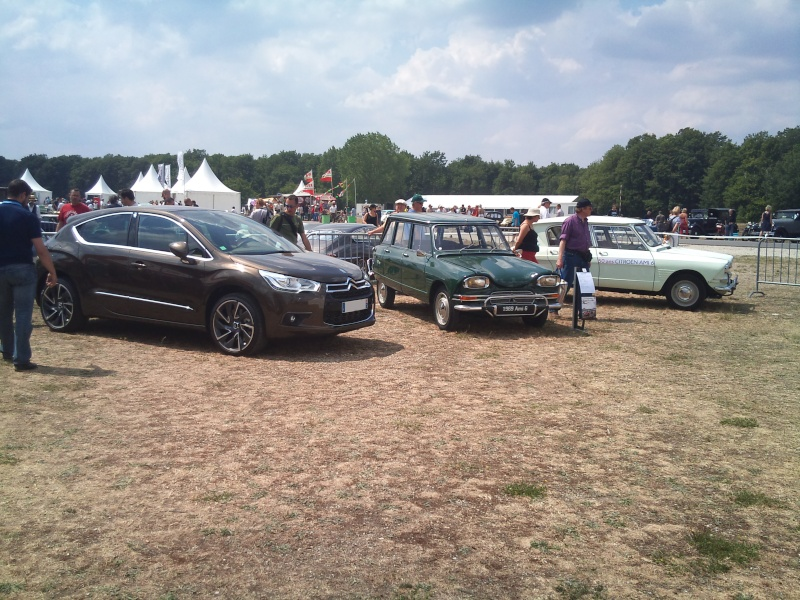 Autodrome Héritage Festival 2011 à Monthléry (91) 1310