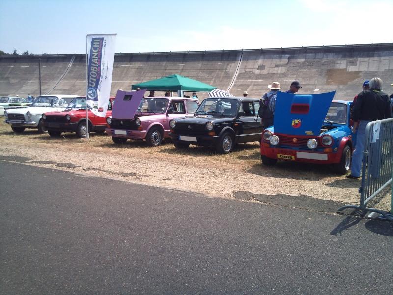 Autodrome Héritage Festival 2011 à Monthléry (91) 13110