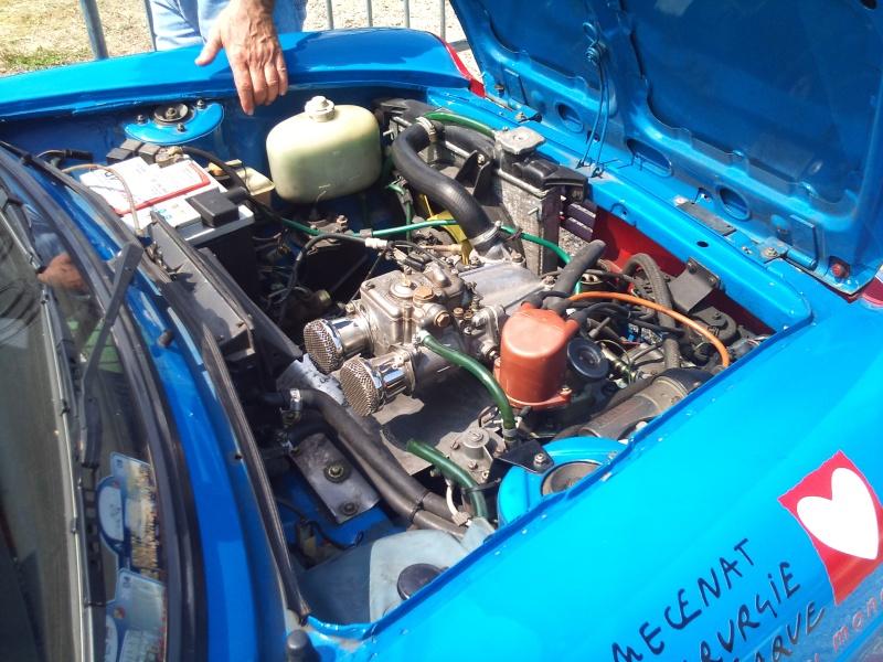 Autodrome Héritage Festival 2011 à Monthléry (91) 13210