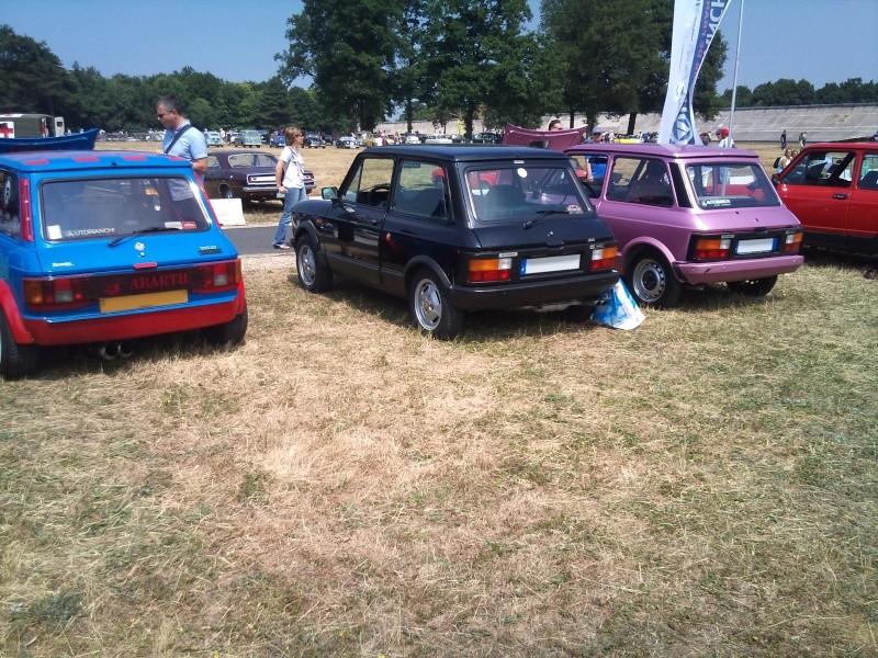 Autodrome Héritage Festival 2011 à Monthléry (91) 13310