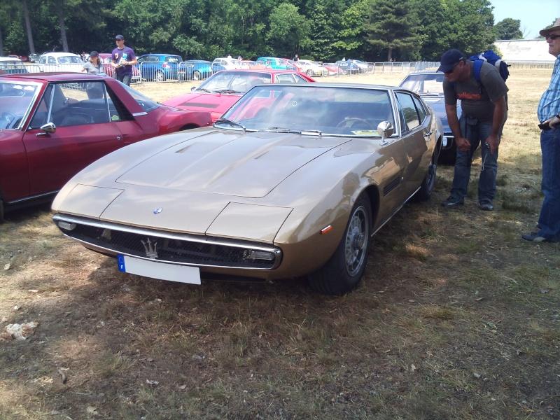 Autodrome Héritage Festival 2011 à Monthléry (91) 13510