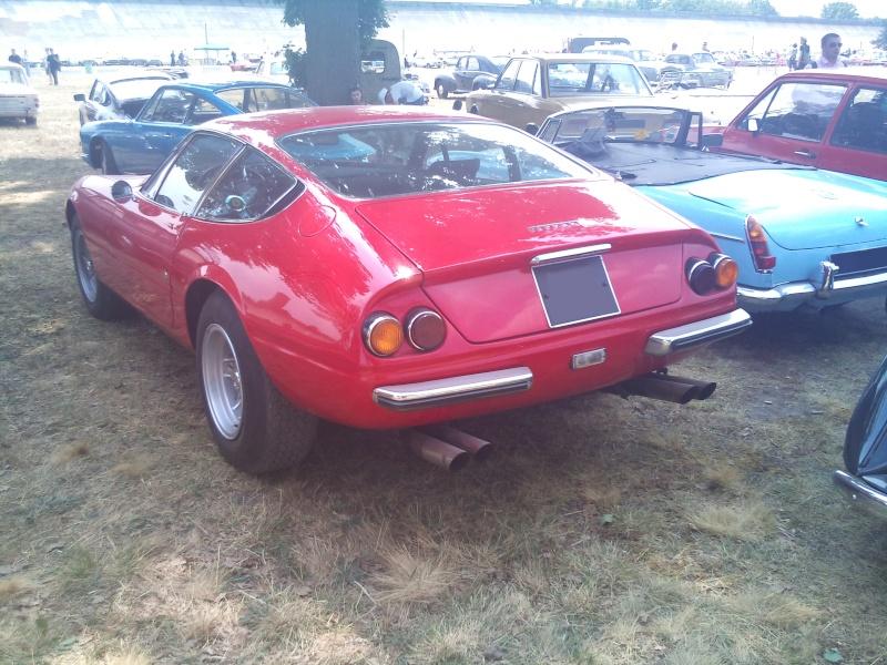 Autodrome Héritage Festival 2011 à Monthléry (91) 13710