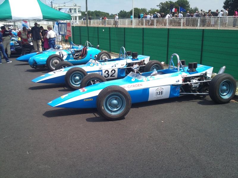 Autodrome Héritage Festival 2011 à Monthléry (91) 18110
