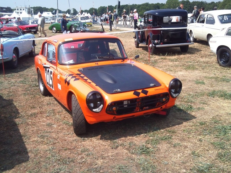 Autodrome Héritage Festival 2011 à Monthléry (91) 18710