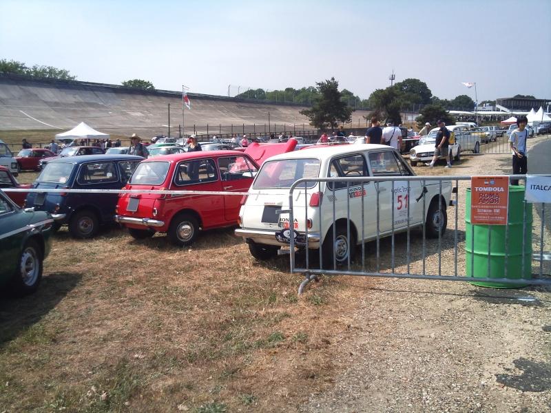 Autodrome Héritage Festival 2011 à Monthléry (91) 19410