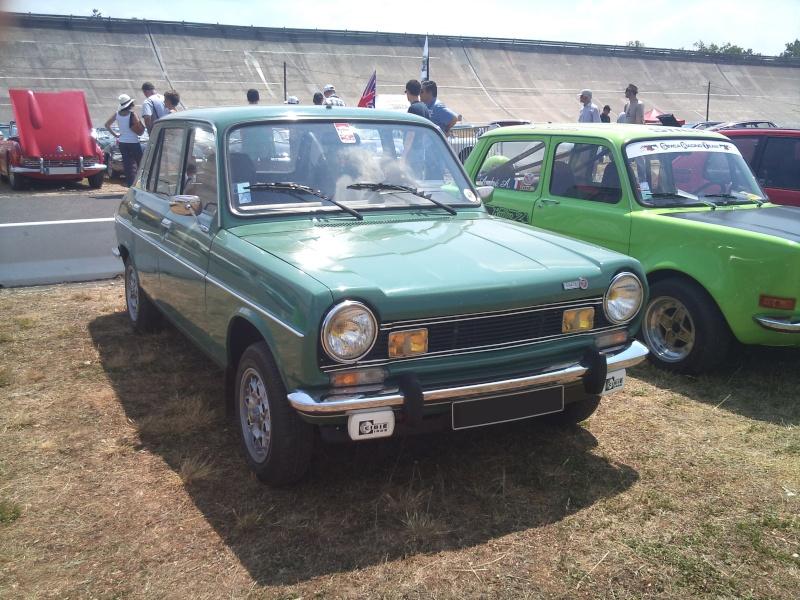 Autodrome Héritage Festival 2011 à Monthléry (91) 3310