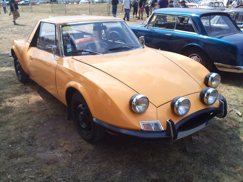Autodrome Héritage Festival 2011 à Monthléry (91) 3910