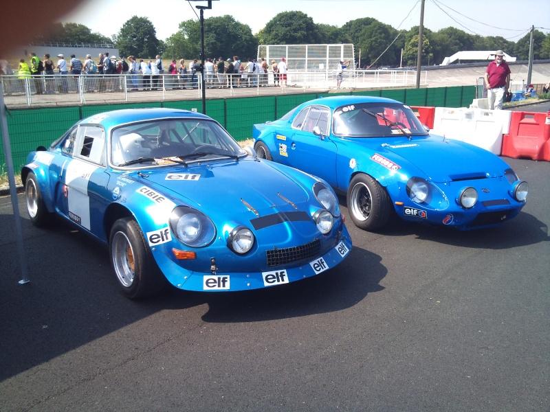 Autodrome Héritage Festival 2011 à Monthléry (91) 6110